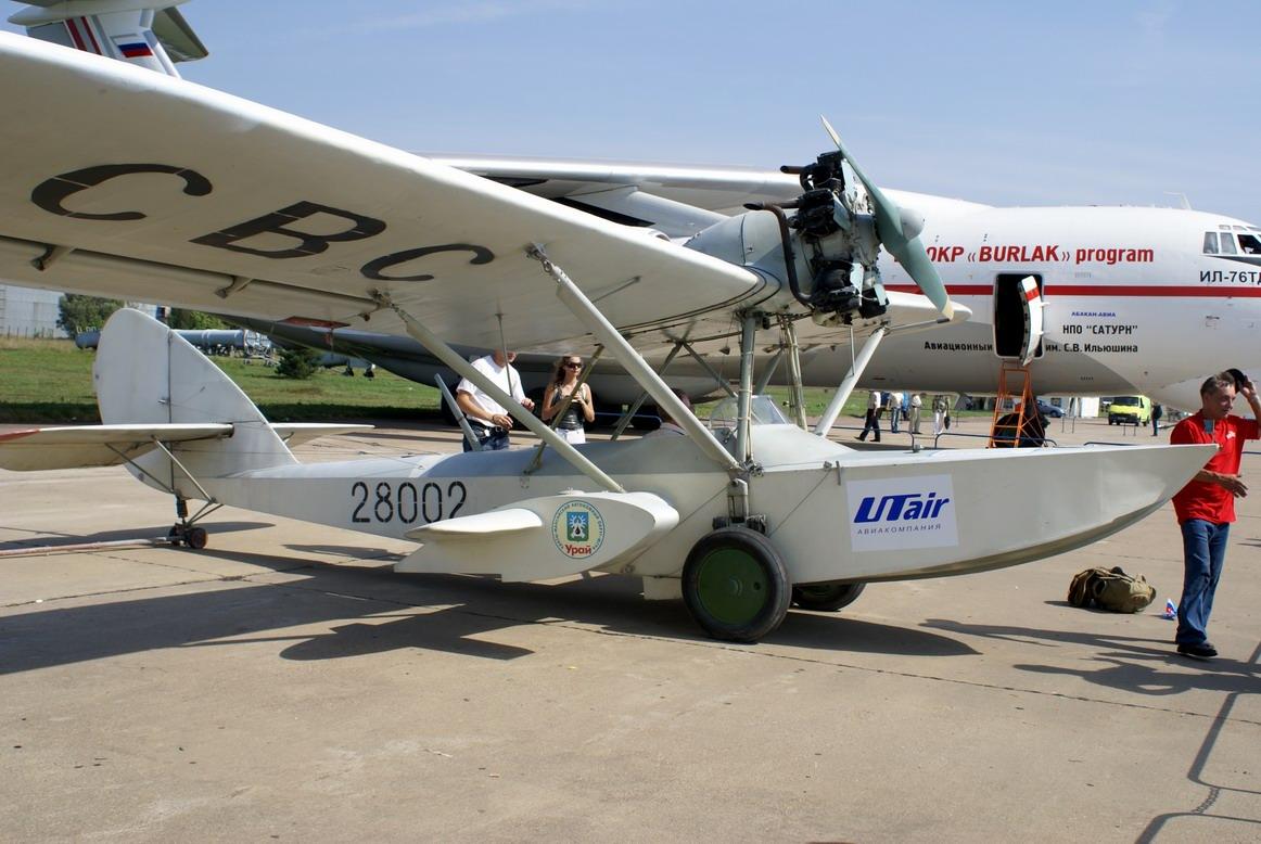 Ш-2 (АШ-2)- первый советский серийный самолёт-амфибия конструкции В.Б.Шаврова. .