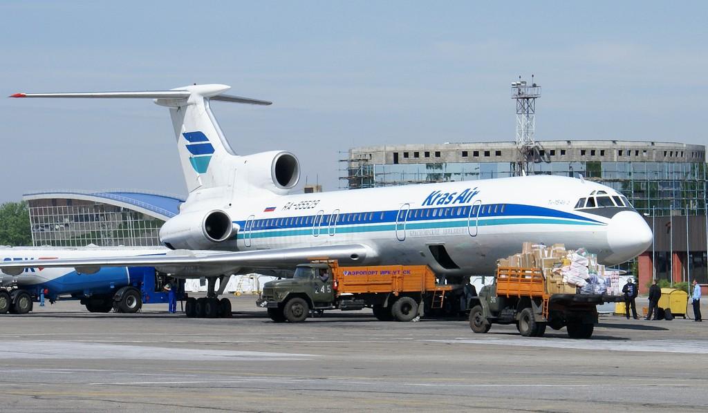 Срочные авиаперевозки груза по России и СНГ